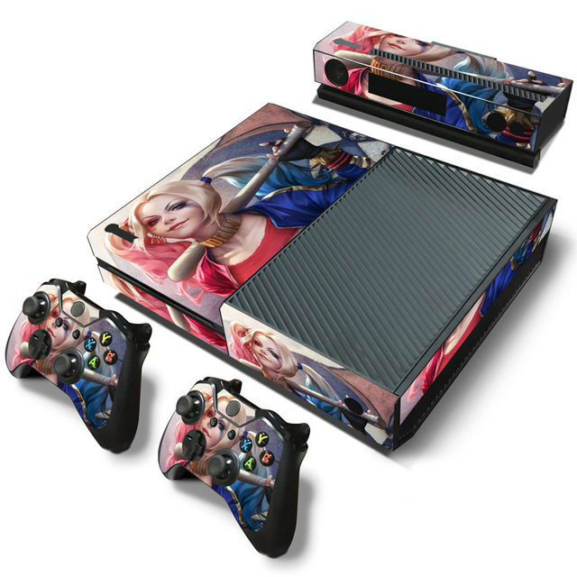 Get these sick Xbox One skins to give a unique look to your console!