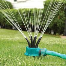 360 degrees  automatic sprinkler irrigation system   flowers sprinkle Irrigation spray shower gardening tools цена
