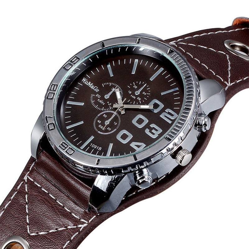 33468532455 Brand Female Mens Watches Military Luxury Quartz G Watch Shock Casual  Business Watch Male Wristwatches Wide Leather Masculino-in Quartz Watches  from Watches ...