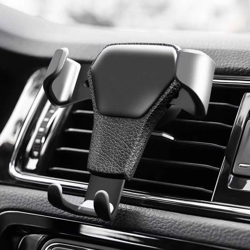 Air Vent Car Phone Holder, Universal Car Mount For IPhone X 8 7 6 6S Samsung Galaxy S9 S8 S7 S6 S5 GPS HTC  Sony Nexus LG