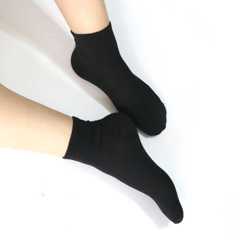 f2e3e92dc32 1Pair Ladies Black Socks Women s Long Socks White Girls For 4 Season Women  Art Socks Female