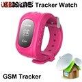 5pcs Q50 Kids Child Smart GPS/GSM Tracker Watch Anti-lost Locator Alarm Clock Call phone Smartwatch SOS Tracker