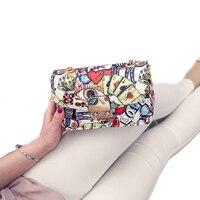 2016 New Female Summer Bags Small Bag Ladies Chain Mini Bag Women Messenger Bags For Women