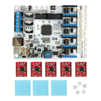 Geeetech 2017 Newest Version GT2560 3D Printer Motherboard Control Board 12 24V
