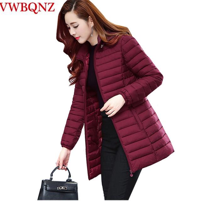 Winter Middle-aged Women Detachable Hooded Jacket Warm Coat Big size Loose Cotton Medium long Outerwear Female Casual Jacket 6XL
