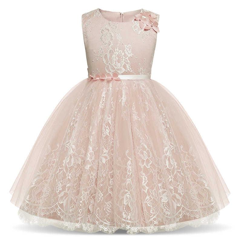 7b01b9e3efb Новый бренд цветочные платье для девочек для маленьких детей для маленьких  девочек праздничная одежда платья пачка