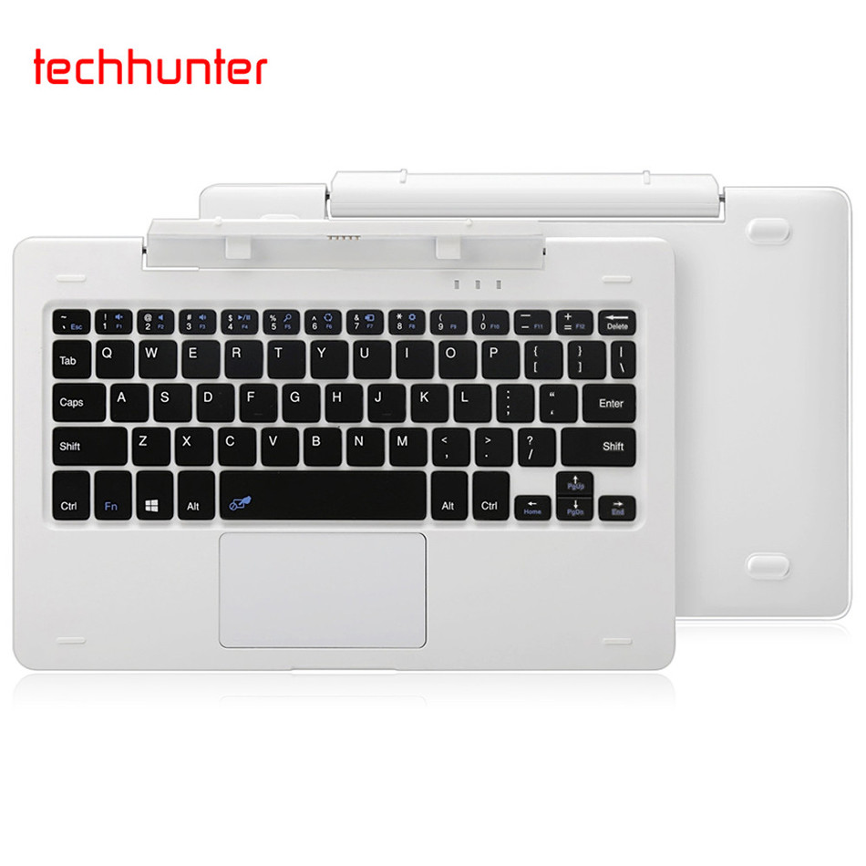 ФОТО Techhunter Original Onda oBook 10 / oBook 20 SE Keyboard Magnetic Docking Pogo Pin Support Laptop Mode For Tablet PC