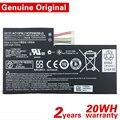 Original novo AC13F8L 20WH bateria 5340 MAH para Acer iconia Tab A1-810 A1-811 W4-820 W4-820p 1CP5 / 60 / 80 - 2 AC13F3L LAptop Tablet PC