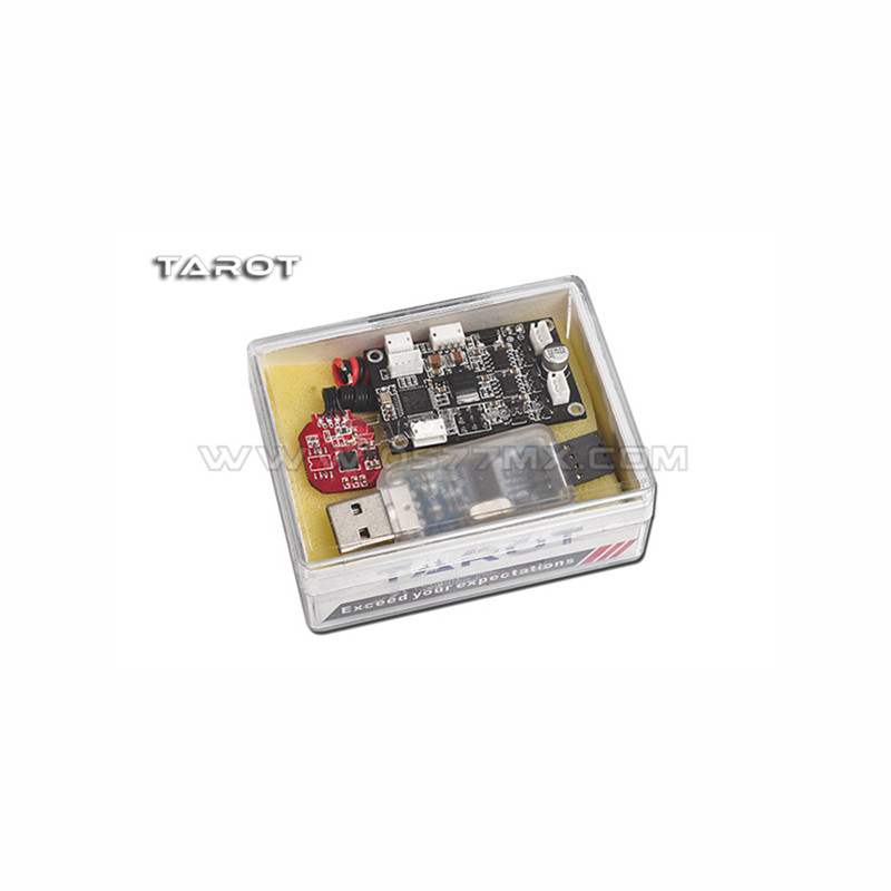 Tarot-RC 2 axis Gyroscope ZYX22 Gyro for Tarot T-2D Brushless Gimbal Gopro 3 Aerial Photography upgrade debugging edition jiyi fpv g3 3d 3 axis gimbal for gopro hero3 3 hero4 aerial photography