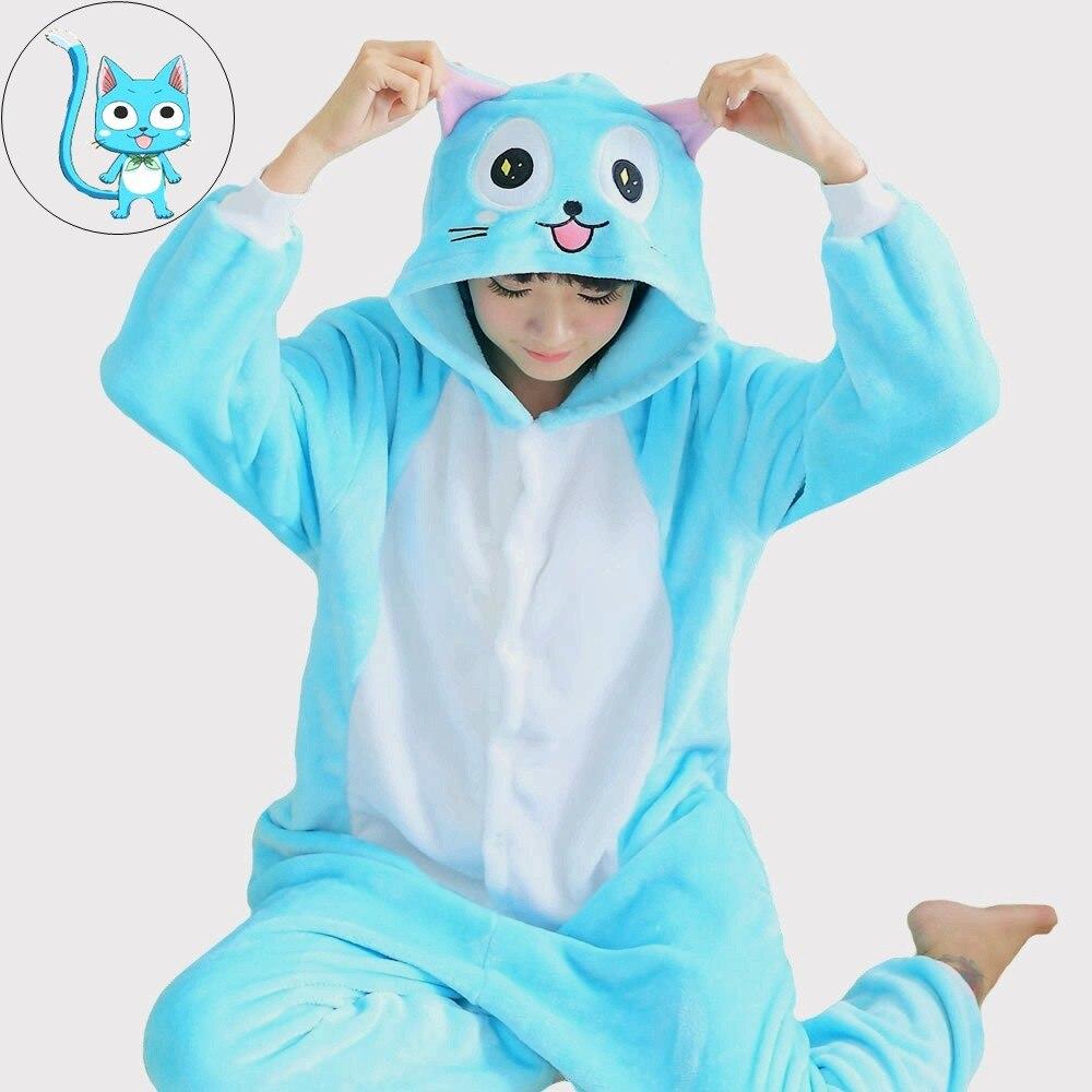 b135f1ff40 Cheese Cat Kengurumi Units Onesie Adult Pyjamas Animal Womens Pajamas  Pijama Pijamas Pyjama Sleepwear For Men Women-in Pajama Sets from Underwear  ...
