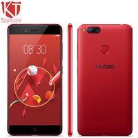 KT New ZTE Nubia Z17 Mini 4G Mobile Phone 4 6G Ram 64G Rom 5 2