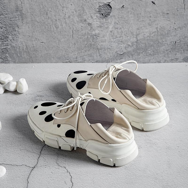 Lacets beige Cuir Patchwork Femmes Espadrilles En Loisirs À Supérieure Crin Marque Chaussures Black Véritable Oxfords Plates Designer De Qualité Baskets UVGpSzqM
