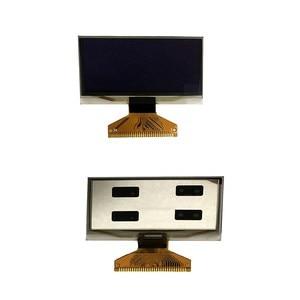 Image 2 - תעשייתי באיכות 2.4/2.42 אינץ OLED תצוגת 12864 LCD מסך להדגיש מכשיר 13V SSD1305 SSD1305Z תקע