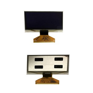 Image 2 - Industrial quality 2.4/2.42 inch OLED display 12864 LCD screen highlight device 13V SSD1305 SSD1305Z plug