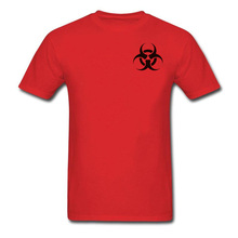 New Listing Mens T Shirts Fashion Clothing Shirt Toxic Waste Material Logo Design Sleeved T-Shirts Teenage Cotton Tee Nice