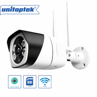 HD 1080P Wireless IP Camera Outdoor WiFi Home Security Camera Two Way Audio Waterproof Surveillance Bullet Camaras P2P APP View