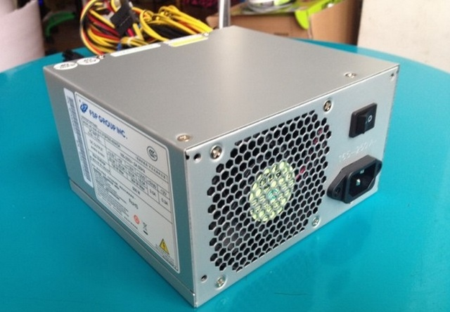 Fsp fsp400-60wsa 400w server power supply tower double 8pin