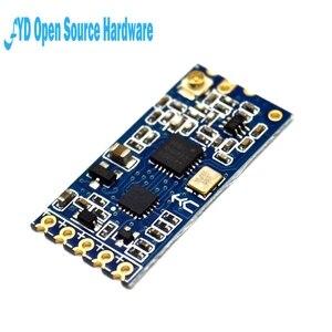 Image 2 - 1Pcs 433Mhz HC 12 SI4463 Draadloze Seriële Poort Module 1000M Vervangen Bluetooth