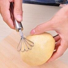 Кухонные инструменты из нержавеющей стали для фруктов, Кокосовая бритва, кухонные инструменты для очистки рыбы, инструменты для взвешивания, кухонные аксессуары