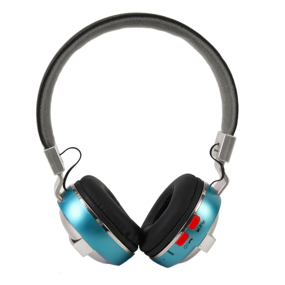 Foldable Bluetooth V4.1 Headphone Stereo Headset Microphone Noise Canceling Wireless Headset For