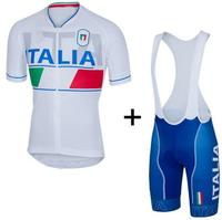 New Arrival ITALIA TEAM cycling jersey bike short SET MTB Ropa Ciclismo mens women cycling WEAR mens BICYCLING Maillot Culotte
