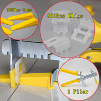 Tile Leveling System For The Flooring Make The Floor And Tile Level And Spacer Tool Include