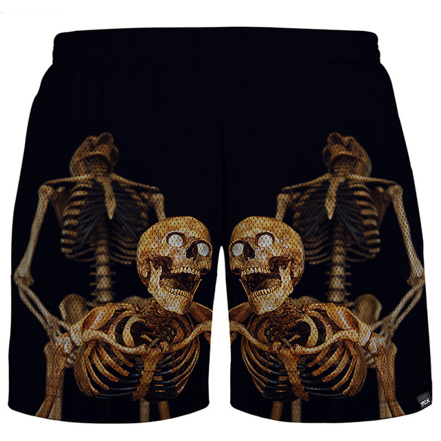 Drawstring Shorts Men  women Biggie Smalls ba0f863be192d