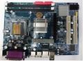 100% NOVO desktop motherboard P45 LGA 771 DDR3 apoio Xeon quad-core motherboard totalmente integrado frete grátis