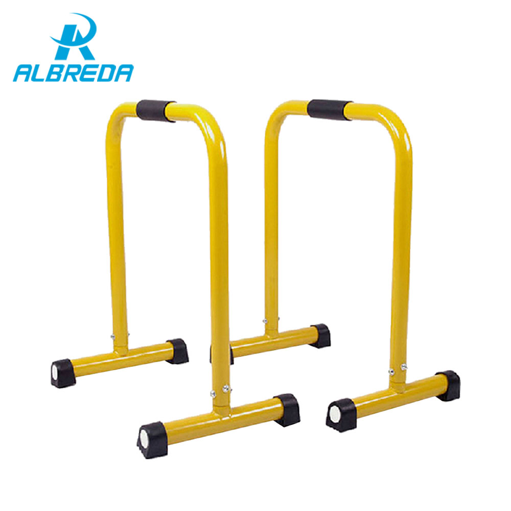 ALBREDA Indoor fitness equipment multifunctional Gym weight loss split parallel bars push up horizontal bar exercise Equipments ancheer indoor folding magnetic upright exercise bike with pulse home gym cycling bike bicicleta estatica fitness equipment