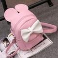 Красный Мультфильм Мыши рюкзаки Для Малышей Детей Прекрасные школьные Сумки Подарки для Девочек или Мальчиков Студенческие сумки