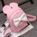 Red Cartoon Mouse backpacks For Children Kids Lovely school Bags Gifts for Girls or Boys Student bags