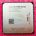 Free Shipping for A6-5400 A6-5400K A6 5400K 3.6Ghz 65W Dual-Core CPU Processor  AD540KOKA23HJ Socket FM2