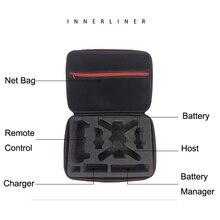 ЕВА сумка для хранения Водонепроницаемый чехол плеча для DJI Spark Drone & Интимные аксессуары futural цифровой jun24