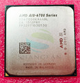 Free shipping A10-6700 A10 6700 A10 6700K A10-6700K Used 3.7Ghz 65W Quad-Core CPU AD6700OKA44HL AD67000KA44HL Socket FM2