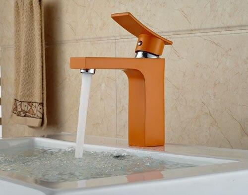 All ingrosso e al minuto bagno rubinetto monocomando tap colore
