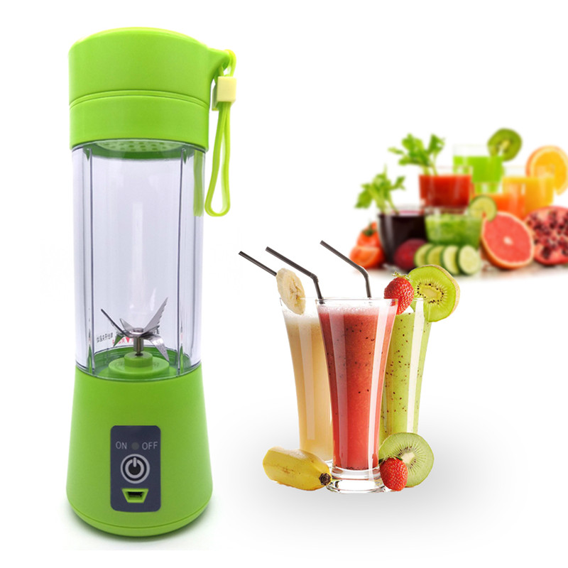 USB Multipurpose Charging Mode Juicer Juice Extractor Portable Mini Hand Blender Household Kitchen Appliances With Food Grade PC kkstar fruit electric juice cup glass charging portable mini mini cyclone