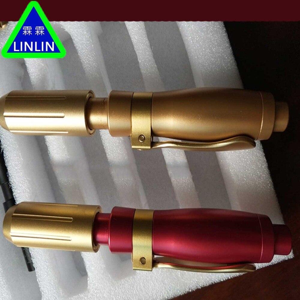 LINLIN A décima geração de dosagem Ajustável Arma Pequena de Aço Agulha-livre anti-Rugas atomizador nebulizador