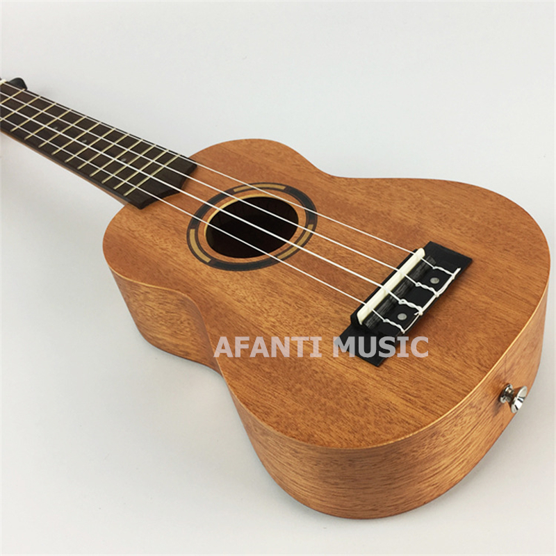 Afanti  Music Mahogany / 21 inch Ukulele (DGA-219) sponge ball disappear magic trick tutorial