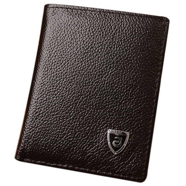 Hot fashion men pu leather wallets short design stylish business hot fashion men pu leather wallets short design stylish business card holder small wallet male purse colourmoves