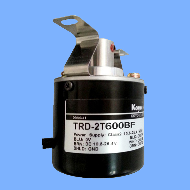 TRD-2T600BF TRD-2T600-BF Freeship Koyo  rotary encoder DC10.8V to 26.4V  1 year warranty freeship koyo encoder trd j1000 rzw trd j1000rzw trd j series incremental rotary encoder 1 year warranty high performance