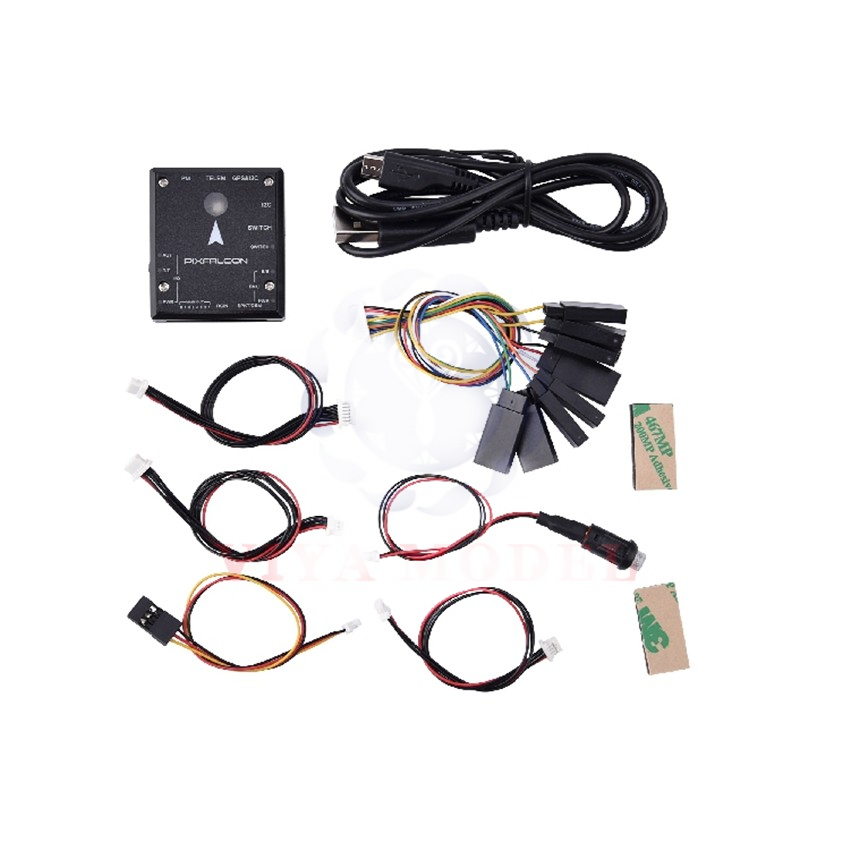 PIX FALCON, Micro PX4 PIXHAWK mini GPS mini data transmission, mini power panels and other modules for DIY drones Quadrocopter