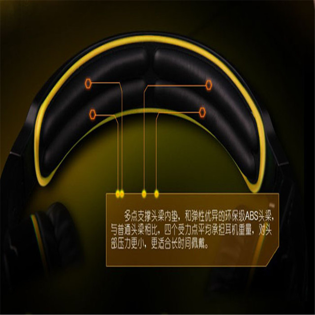 Preço de fábrica binmer sades sa-708 zombie versão stereo headphone computer gaming headset microfone jy29 transporte da gota