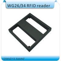 액세스 제어 근접 RFID 카드 리더 갠드 26/34 EM-ID 125 키로헤르쯔 리더 및 ABS 쉘 방수 액세스 제어 시스