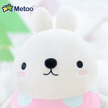 Мягкий плюшевый кролик Metoo 5