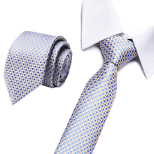 Brand New 100% silk  Tie dot Necktie Men Fashion Classical 8cm width Skinny Ties Flower Wedding Party Business Bowtie
