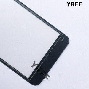 Image 5 - Panneau de Convertisseur Analogique Numérique En Verre Décran tactile Pour Huawei Y3 2017 CRO U00 CRO L02 CRO L22 Écran Tactile Écran Tactile Capteur De Lentille Avant En Verre