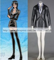 One Piece Nico Robin Dress 2nd Cosplay Costume