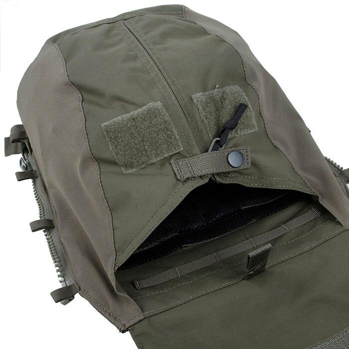 TMC NG AVS JPC2.0 CPC porte-plaque assaut fermeture éclair panneau pochette munitions utilitaire GP Pack Ranger vert RG BK (SKU051284) - 4