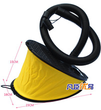 NEW 2019 Outdoor Inflatable foot pump air compressor foot inflator pump 3000 cc foot foot pump pneumatic tools
