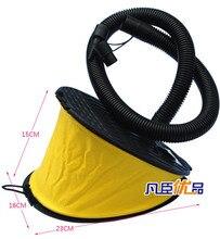 цена на NEW 2019 Outdoor Inflatable foot pump air compressor foot inflator pump 3000 cc foot foot pump pneumatic tools